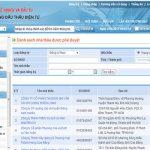 Dịch vụ đăng ký thông tin nhà thầu trên mạng đấu thầu quốc gia uy tín