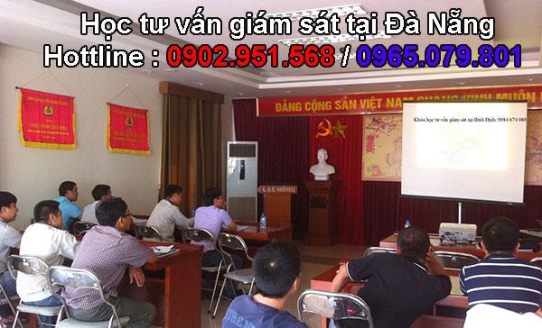 Lớp học tư vấn giám sát tại Đà Nẵng.