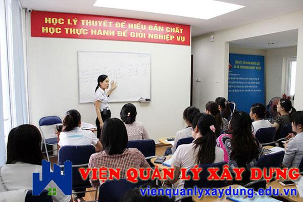 lớp học kế toán trưởng tại hà nội