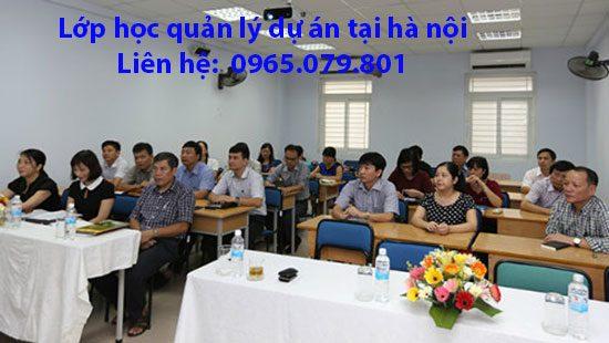 Học quản lý dự án tại Hà Nội uy tín nhất