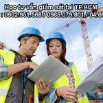 Học tư vấn giám sát tại tphcm mới nhất với giảng viên đầu ngành.