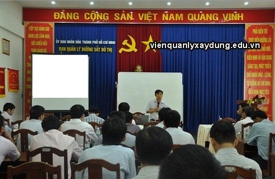 Lớp học tư vấn giám sát tại tphcm