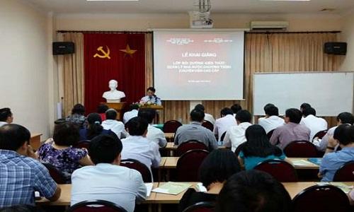 khóa học kỹ sư định giá tại Hồ Chí Minh