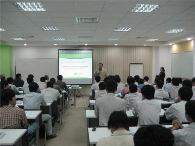 Khóa học quản lý dự án xây dựng tại Hà Nội
