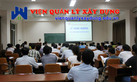 lớp học chỉ huy trưởng công trình tại Hà Nội