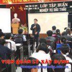 Lớp học đấu thầu tại Đà Nẵng mới nhất khai giảng liên tục.
