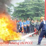 Chứng chỉ phòng cháy chữa chữa cháy uy tín theo Bộ Công An