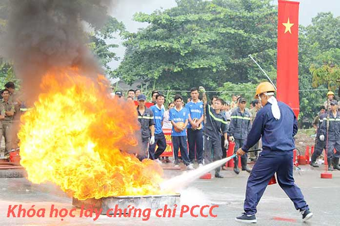 Viện Quản Lý Xây Dựng là đơn vị cấp/tổ chức các khóa học Chứng chỉ bồi dưỡng phòng cháy chữa cháy uy tín tại Hà Nội