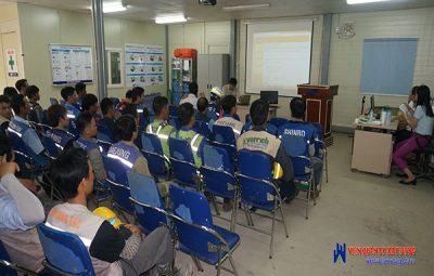 đào tạo an toàn lao động tại bắc ninh