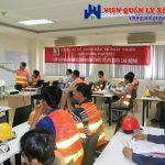 Khóa học chứng chỉ an toàn lao động tại Hưng Yên