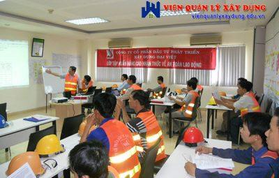 khóa học an toàn lao động tại hưng yên