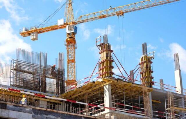 Công trình xây dựng là ví dụ về gói thầu có yêu cầu kỹ thuật cao với nhà thầu.
