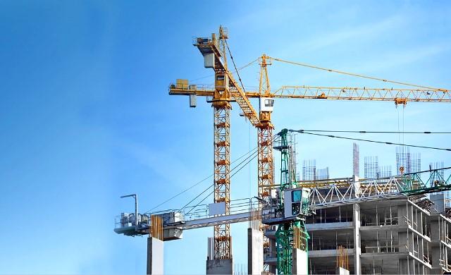Ngành xây dựng dân dụng và công nghiệp xuất hiện phổ biến.